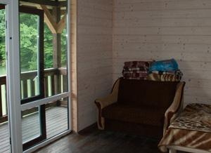 Рассвет над озером из окна вашей спальни - что может быть лучше?